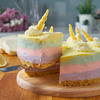 Unicorn Cheesecake by Wongnai Co-Cooking Space