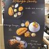 ป้ายราคาหรือสมุดเมนู ที่ ร้านอาหาร Make Me Mango The Market Bangkok