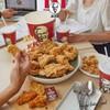 รูปร้าน KFC ไดร์ฟทรูศรีนครินทร์