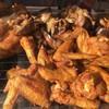 ปีกไก่และเครื่องในไก่