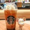 หมีน้อยสตาร์ชิม @ Starbucks Acane Building
