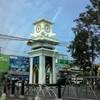 หอนาฬิกาเมืองกาญจนบุรี