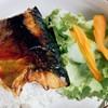 ปลาซาบะเนื้อแน่น ราดซอนเทริยากาฉ่ำ หวานนุ่ม ละมุนลิ้น
