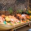 โซนอาหารญี่ปุ่น ของเยอะมีเชฟคอยเติมซูชิไม่อั้น