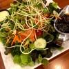 Salad's crazy