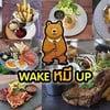 WAKE หมี UP healthy cafe&bingsu