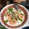 ไข่ปลา กุ้ง หอยนางรม •100 บาท