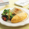 3 Cheese Omelet Gruyere