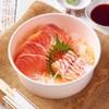 ปลาสีส้ม ซาซิมิ