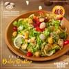 Baby scallop salad