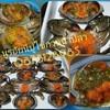 ปูไข่ดองน้ำปลา 220 บาท