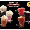 ชานมไทยเกล็ดหิมะ