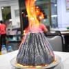 กุ้งอบภูเขาไฟ ที่ ร้านอาหาร กุ้งอบภูเขาไฟ