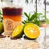 หวานอมเปรี้ยวของส้มสดลงตัวกับรสชาติกาแฟที่หอมกลมกล่อม