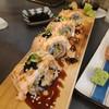 Salmon Crunchy Roll