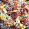 บุกข้าวผัดกุนเชียง(rice Konjac)