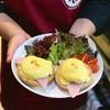 Egg Benedict Ham