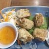 บ้านคุณยาย ผัดไทย ข้าวผัดน้ำพริก กาแฟ ขนมไทย