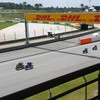 ภาพตอนแข่ง Moto 3 จาก Main Grandstand