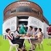 รูปร้าน Samyan mitrtown สั่งหลายร้านได้ในออเดอร์เดียว