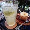 Honey Lime juice & Orange cupcake