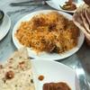 Kabsa rice chicken