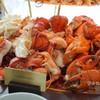 Lobster 🦞และ ก้ามปูนึ่ง🦀 ห้ามพลาด😋