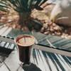 กาแฟดำร้อน รสชาติติดเปรี้ยวนิดๆสดชื่นดื่มง่ายมากไม่ขมเลย