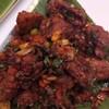 หก่ผัดซอสพริกอินโดจีน