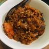 น้ำพริกตาแดงปลาร้า(อาหารเหนือ)