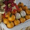 #กระเช้าปีใหม่ #กระเช้าของฝากผู้ใหญ่ #ขนมส้มแมนดาริน #ขนมซิ่วท้อมงคล