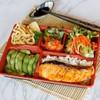 Bento Salmon TeriYaki