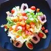 เมนูคนรักสุขภาพ..Tuna Fruit Salad