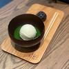 Koicha creamไอศกรีมนมบนชาเขียวเข้มข้น