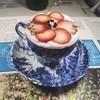 Hot Strwberry milk