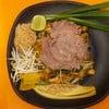 ผัดไทเนื้อโคขุน