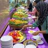 เป็นการรวมกันอย่างลงตัว ระหว่าง อาหารจีน + อาหารไทย + อาหารอาหรับ