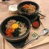 ข้าวยำเกาหลีหมู (เซ็ท)