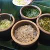 ขนมจีนน้ำย้อย กาดน้ำทอง