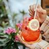 """ใครอยากได้ความเฟรช ต้องลอง """"Strawberry Lemon Soda"""" รสชาติเปรี้ยมอมหวานซ่า ๆ"""
