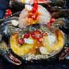อาหารเหมือนในรีวิวเลย ราคากลางๆ หอยนางรม ตัวใหญ่ดีจัง