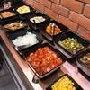 Side dish bar
