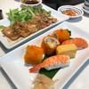 Yakiniku & Sushi Set