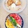 ทานอาหารเช้ากันค่ะ