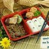 ชุดเนื้อสไลด์ตุ๋น พร้อมข้าวญี่ปุ่น และไก่คาราเกะ