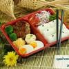 ชุดแฮมเบิร์กหมูไส้ชีส พร้อมข้าวญี่ปุ่น มันบด ไข่ต้ม และสลัด