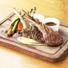 Grilled Australian lamb Chop