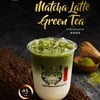 ชาเขียวมัทฉะลาเต้