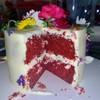 🎂🌺 Red Velvet Cake