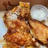 ไก่ทอดเกาหลีซอสฮันนี่+สไปรทซี่